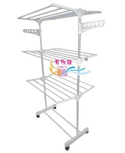 3 Tier Stainless Steel Folding Clothe End 392017 715 Pm
