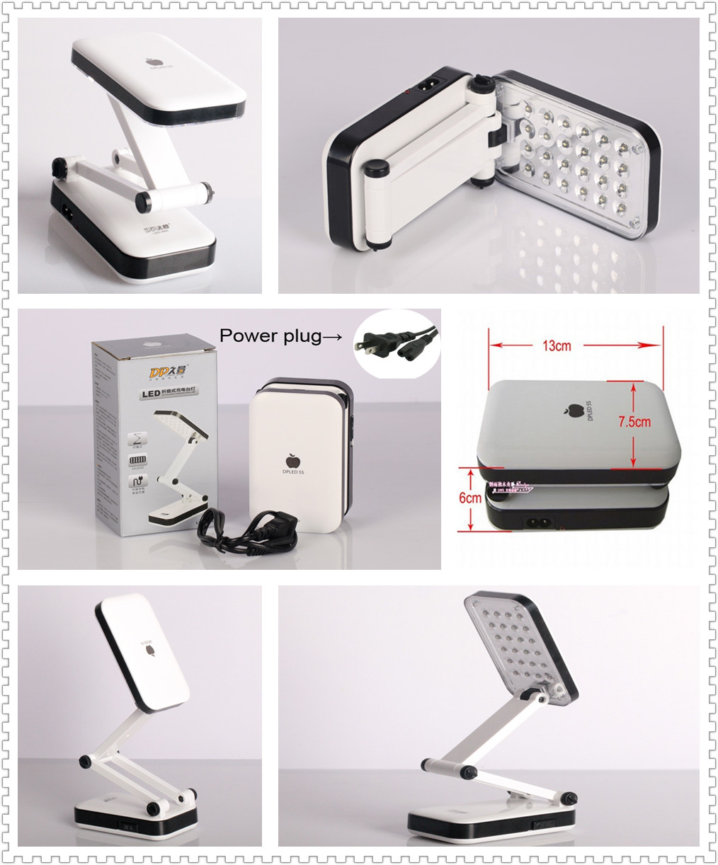 Edora Lamp Miera Foldable Desk Charging CollectionLed EYD2IWH9
